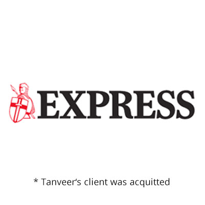 Express logo (acquitted)