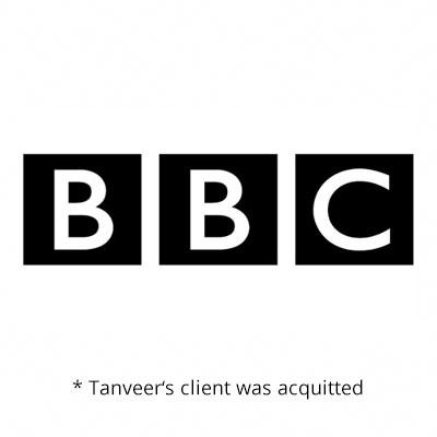 Terrorism Case in the BBC