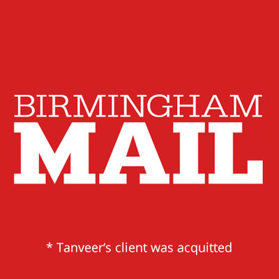 Birmingham Mail logo (acquitted)
