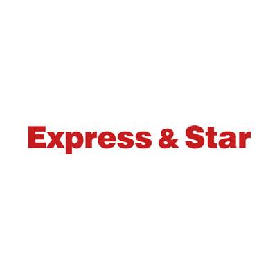Express & Star logo