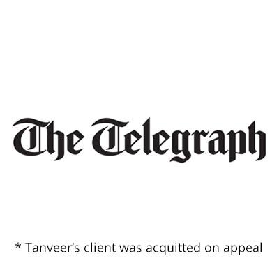 Terrorism Case in The Telegraph