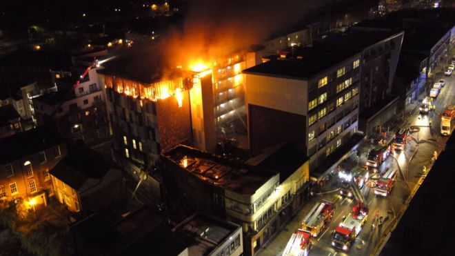 Bolton Fire Highlights Ongoing High-Rise Health And Safety Issues